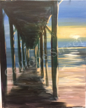 The image for The Pier- In Store, in person class